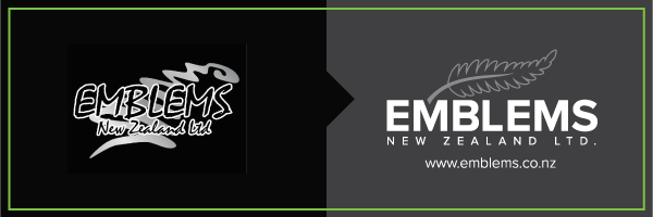 Emblems brand refresh